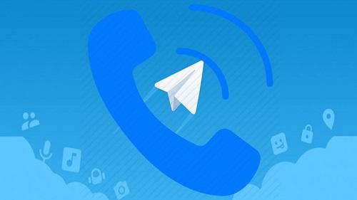 قابلیت تماس صوتی تلگرام