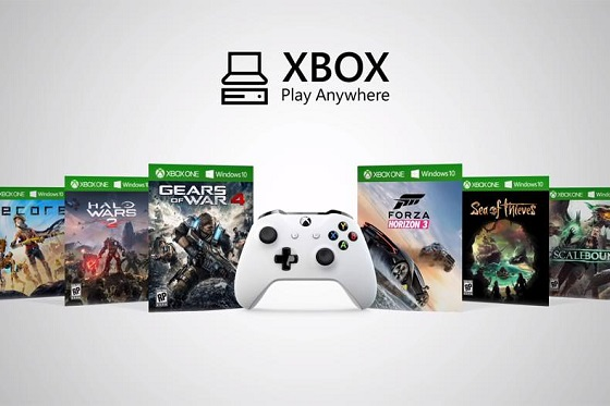 قابلیت Xbox Play Anywhere