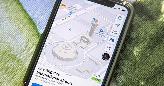 آموزش کار با اپل مپس ؛ چگونه با نقشه اپل روی دستگاههای iOS کار کنیم؟