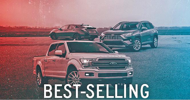 پرفروش ترین خودروهای جهان 2020 ؛ محبوبترین ماشین های سال را بشناسید!