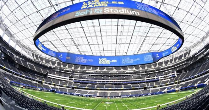 سامسونگ بزرگترین نمایشگر LED ورزشگاهی را ساخت!