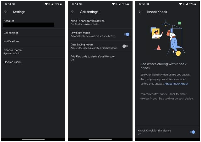 آموزش کار با گوگل دوو : سایر تنظیمات و ویژگیهای برنامه