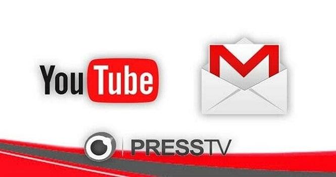 یوتیوب اکانت شبکه پرس تی وی را مسدود کرد!