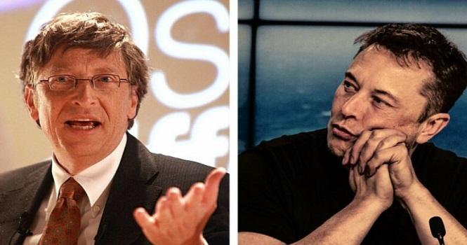 ماجرای درگیری لفظی ایلان ماسک و بیل گیتس چیست؟