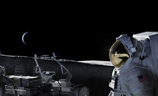ناسا سرانجام از برنامه بازگشت به ماه خود پرده برداشت