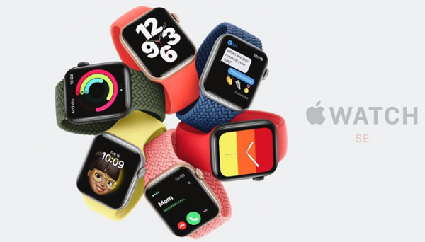اپل واچ های جدید معرفی شدند ؛ اپل واچ 6 و اپل واچ SE!