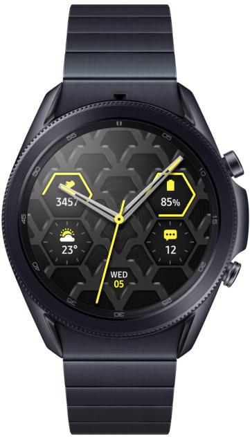 نسخه تیتانیومی سامسونگ گلکسی Watch 3 ؛ مشخصات ساعت لوکس 16 میلیون تومانی