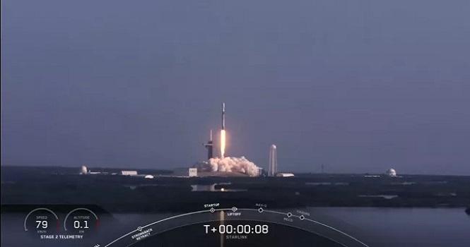 پرتاب موفق استارلینک دوازدهم ؛ تعداد ماهواره های اینترنتی استارلینک به 700 رسید