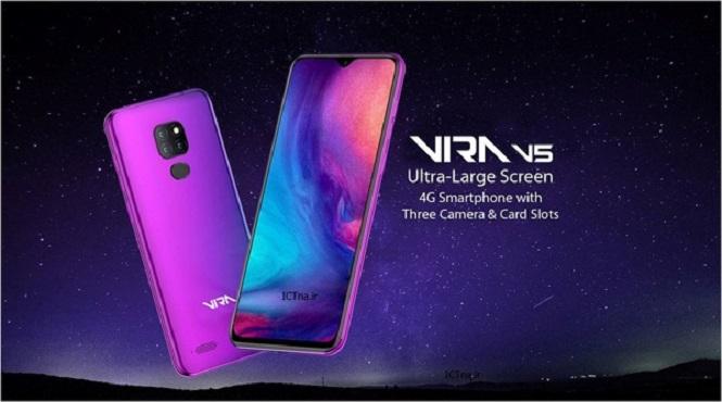 مشخصات فنی گوشی ویرا صاایران ؛ شباهت زیاد با یک برند چینی!