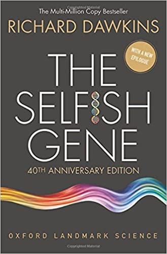 ژن خودخواه (The Selfish Gene) از ریچارد داوکینز