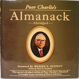 چارلی آلماناک فقیر (Poor Charlie's Almanack) از پیتر دی کافمن
