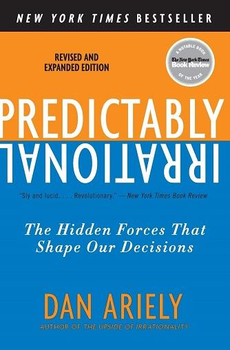 نابخردیهای پیشپینیپذیر (Predictably Irrational) از دن آریلی