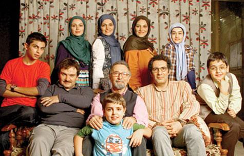 سریال ایرانی کپی شده از مدرن فمیلی