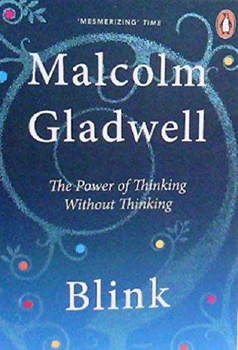 یک نگاه (Blink) از مالکوم گلادول