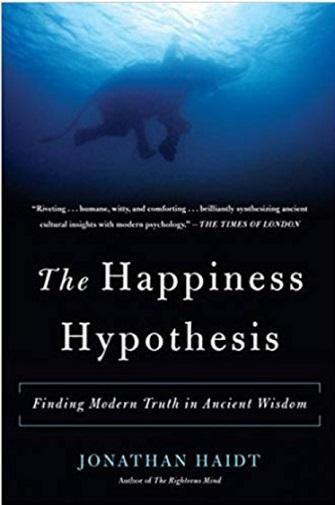 فرضیه خوشبختی (The Happiness Hypothesis) از جاناتان هید