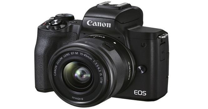 رونمایی از دوربین کانن EOS M50 Mark II ؛ دوربینی با قیمت 600 دلاری!