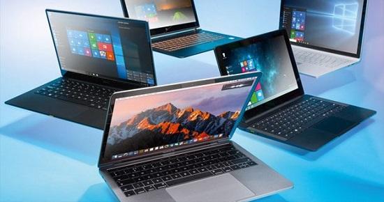 فروش لپ تاپ سوخته با قیمت ارزان