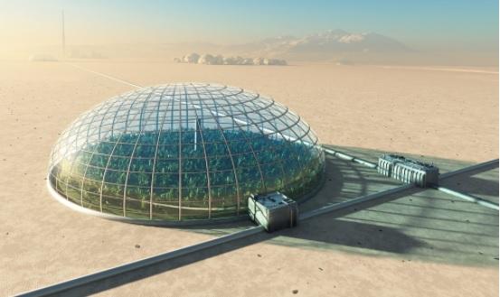تا سال 2050 یک میلیون نفر ساکن مریخ خواهند شد