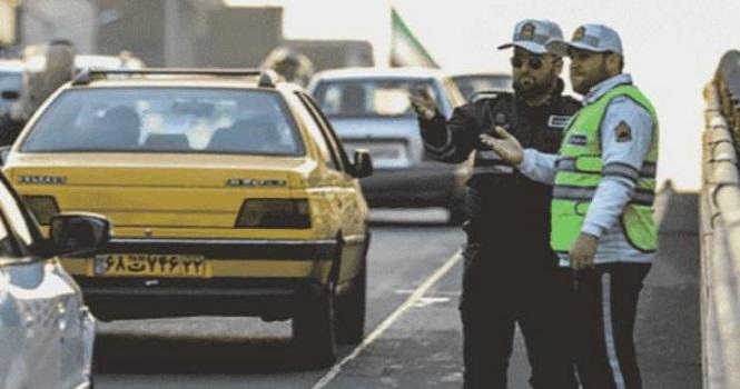 تردد خودروهای غیربومی در پایتخت مشمول جریمه میشود