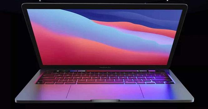تراشه M1 اپل در مک بوکهای جدید رسما معرفی شد