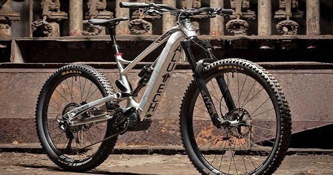 دوچرخه برقی 500 میلیون تومانی آلوتک معرفی شد