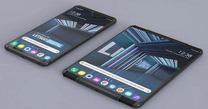 ال جی رولبل (LG Rollable) احتمالا نام گوشی تاشوی جدید خواهد بود