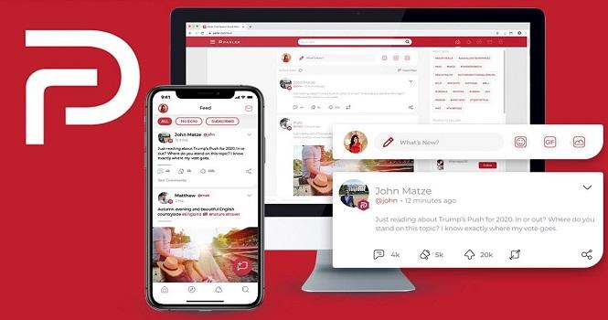 دانلود و آموزش کار با اپلیکیشن پارلر (Parler) ؛ شبکه اجتماعی نوظهور برای گفتگوی آزاد