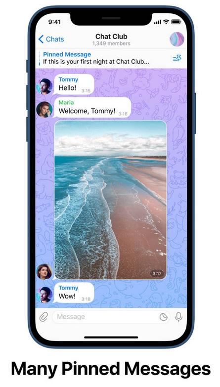 آموزش ارسال پلی لیست در تلگرام