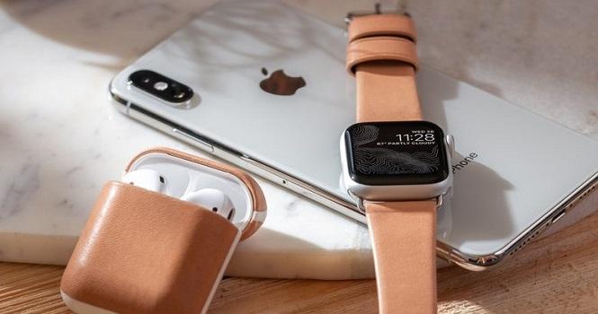 اپل برترین فروشنده گجتهای پوشیدنی است