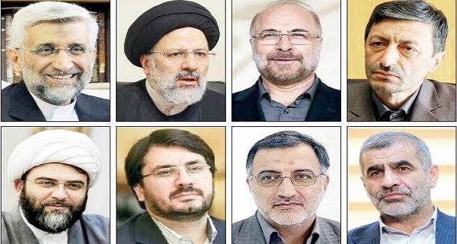 کاندیداهای ریاست جمهوری 1400 ؛ چه کسانی احتمالا نامزد می شوند؟