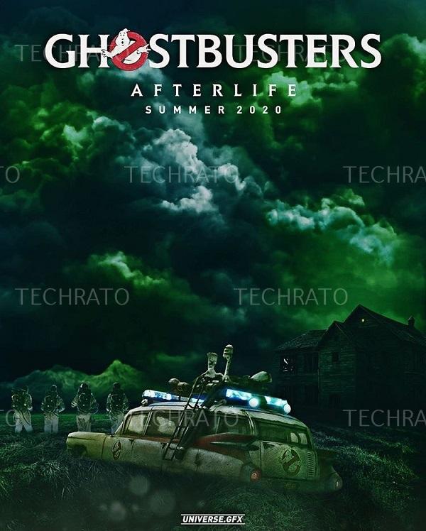 شکارچیان روح ؛ افترلایف (Ghostbusters: Afterlife)