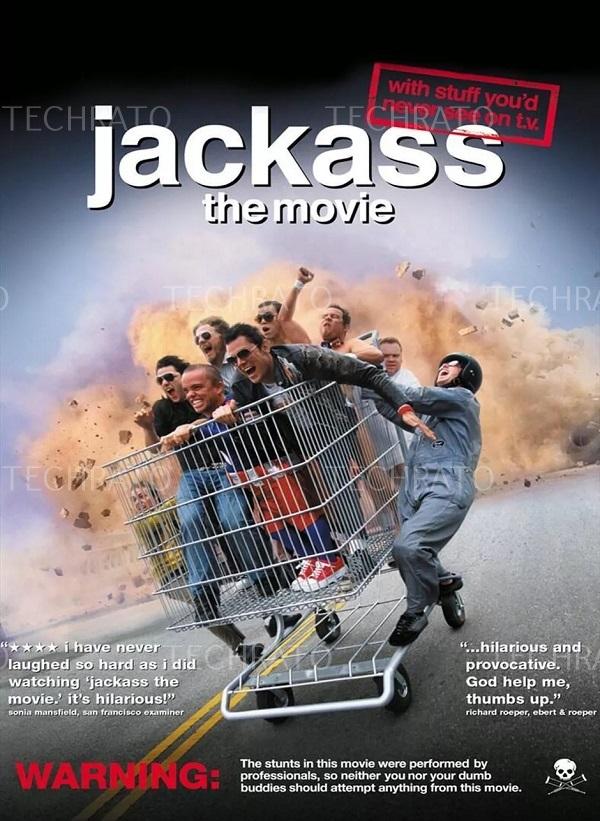 جک اس 4 (Jack Ass 4)