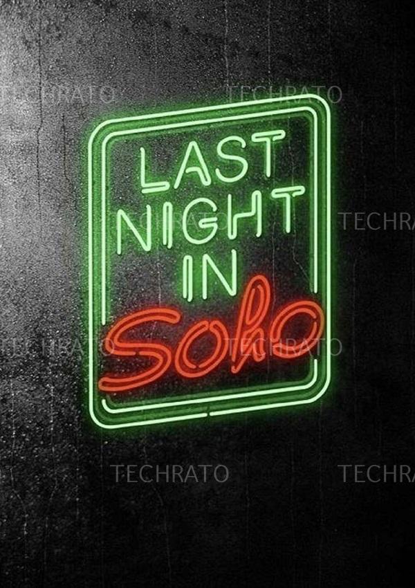 آخرین شب در سوهو (Last Night in Soho)