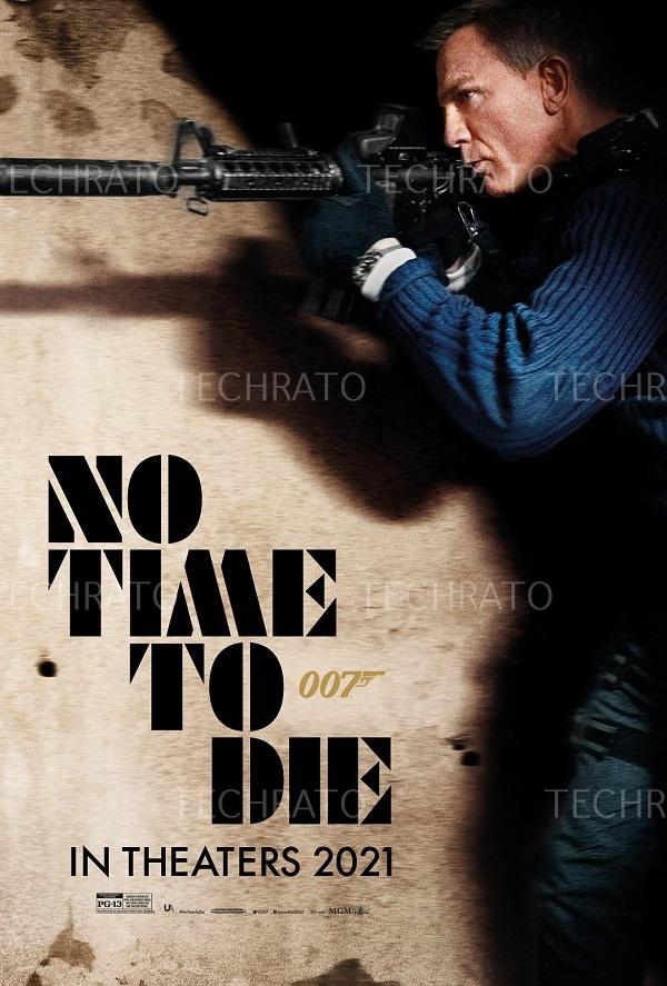 زمانی برای مردن نیست (No Time to Die)