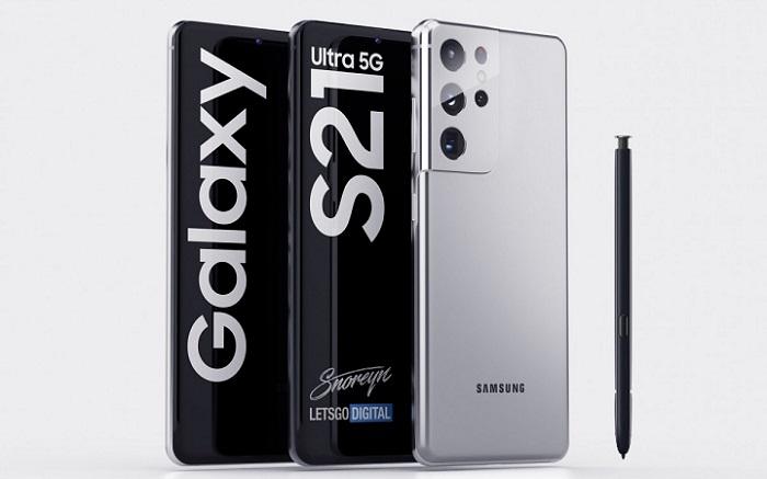 جدیدترین گوشی های سامسونگ 2021