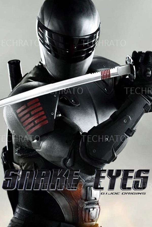 چشمان مار (Snake Eyes)