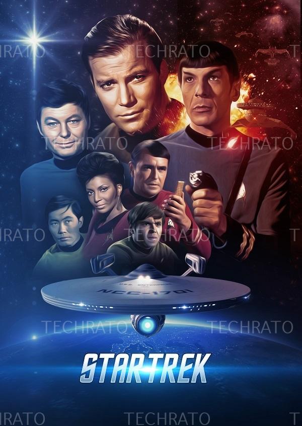 پیشتازان فضا: جهان های جدید غریب (Star Trek: Strange New Worlds)