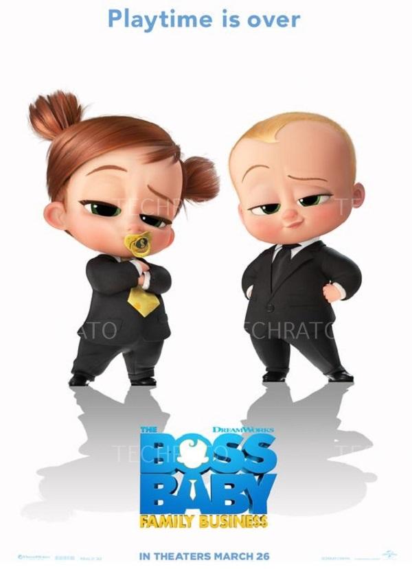 بچه رییس: کسب و کار خانوادگی (The Boss Baby: Family Business)