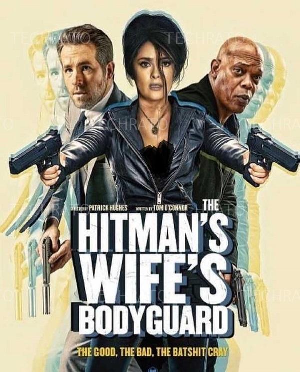 محافظ همسر هیتمن (The Hitman's Wife's Bodyguard)