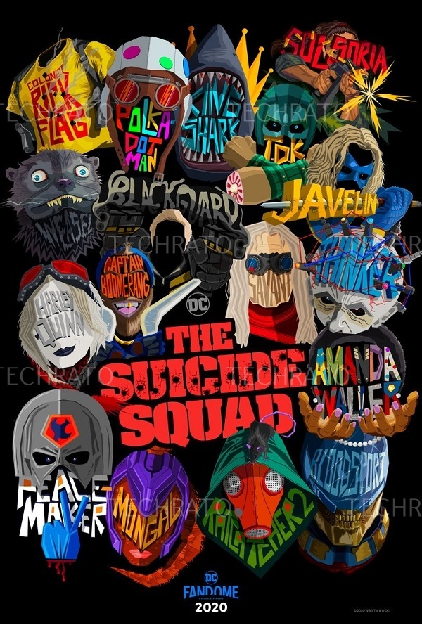 جوخه انتحار 2021 (The Suicide Squad)