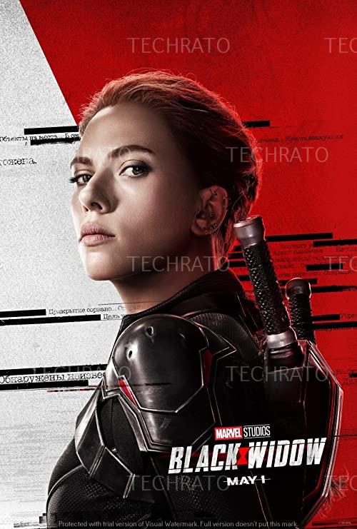 بیوه سیاه (Black Widow)