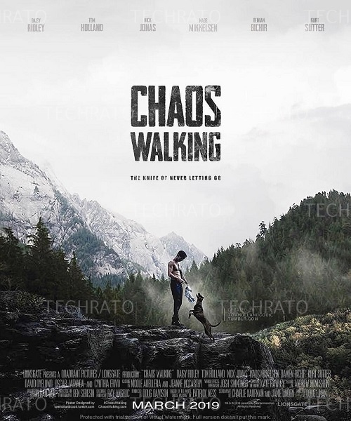 آشوب مدام (Chaos Walking)
