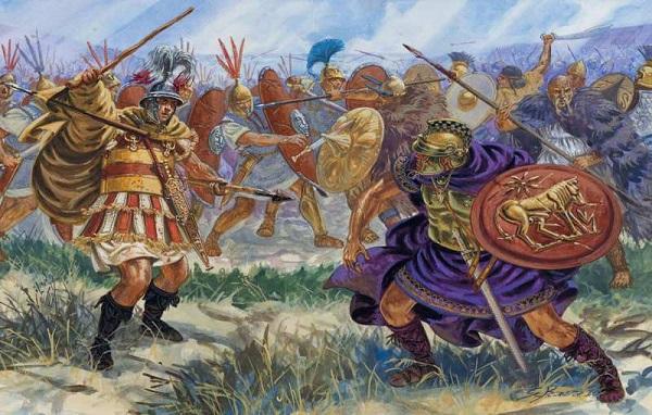 بزرگترین جنگ در تاریخ