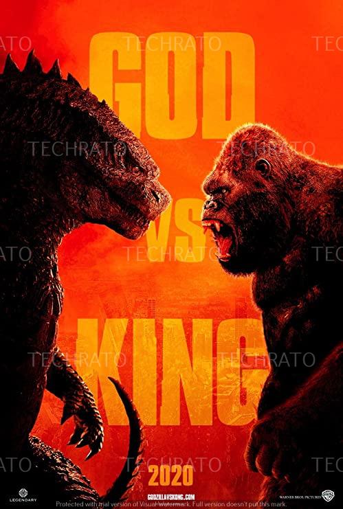 گودزیلا در برابر کونگ (Godzilla Vs. Kong)