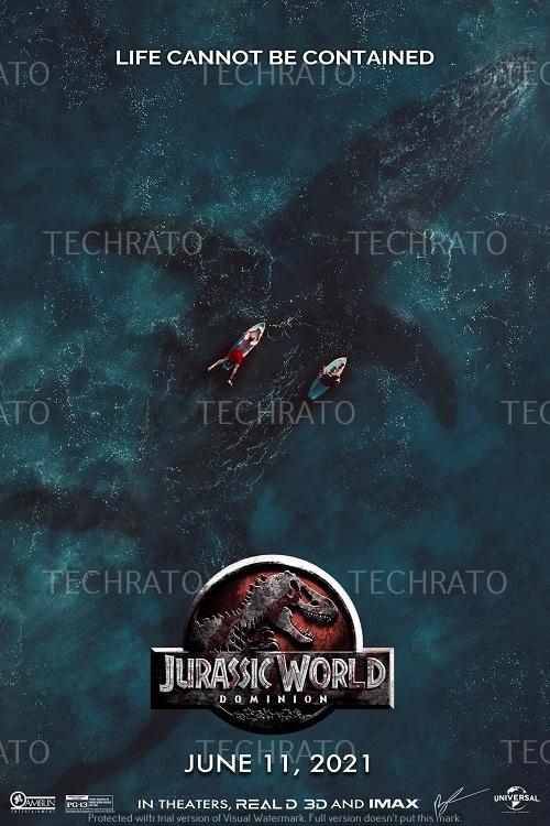 دنیای ژوراسیک: قلمرو (Jurassic World: Dominion)
