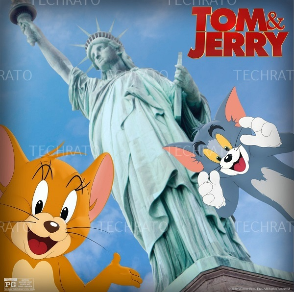 تام و جری (Tom and Jerry)