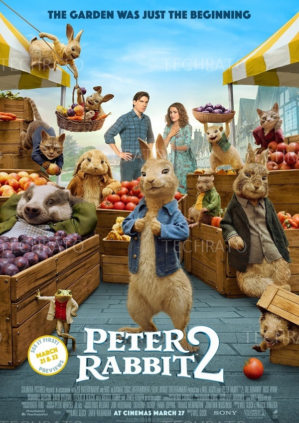 پیتر ربیت 2 : فراری (Peter Rabbit 2: The Runaway)