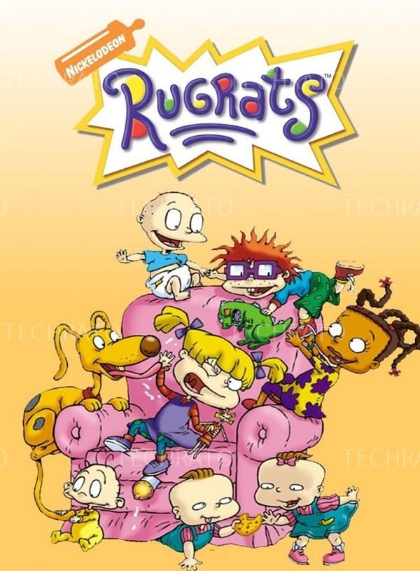 راجراتس (Rugrats)