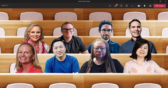 تماس های جدید اسکایپ با کمک هوش مصنوعی جذاب تر شده اند