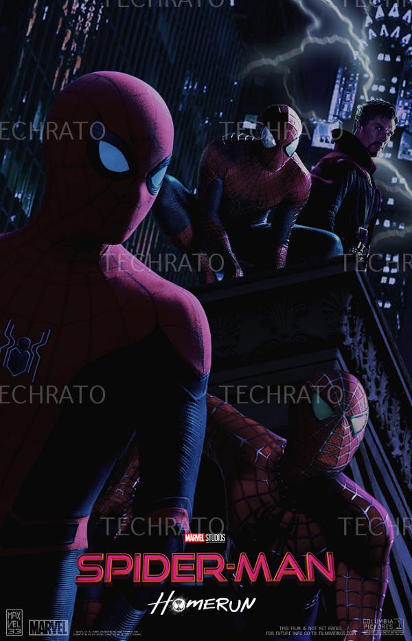مرد عنکبوتی 2021 (Spider Man)